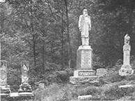 Devil Anse Hatfield Monument