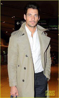 DJG arriving Dublin airport Sept 18, 2014