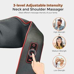 Nowadays the Back Massager have gained a lot of importance. They are just a blessing for those people who have problems with back pain, stress, tension or depre Back Massager, Deep Tissue, Massage Chair, Back Pain, Relax, Shop, Keep Calm, Store