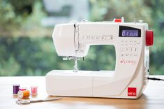 The eXperience sewing machines will support you along the way, giving you all the tools you need to achieve your creative ideas in this and many other areas. Applique, Sewing Projects, Cool Designs, Creative Ideas, Homemade, Fabric, Inspiration, Etsy, Sewing Machines