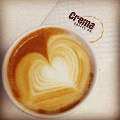 #coffee. Crema Coffee Co., Toronto.