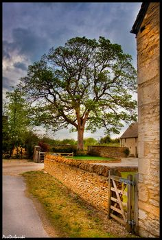 Clanfield, Oxfordshire, England