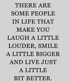 Live A Bit Better u2013 Friendship Quote