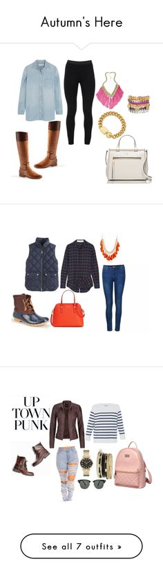 """""""Autumn's Here"""" by tasyajane on Polyvore featuring Peace of Cloth, Jack Rogers, Madewell, Marc by Marc Jacobs, Juicy Couture, ABS by Allen Schwartz, Kate Spade, Ally Fashion, Thakoon and Sperry Top-Sider"""