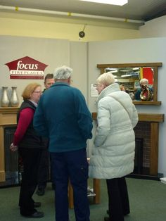 A good in depth chat is. A must when you're planning a project like this! Julian and Liz from Focus Fireplaces have all time in the world. Focus Fireplaces, Fire Surround, Time In The World, Log Burner, Gas And Electric, Wet Rooms, All About Time, Charity, Winter Jackets