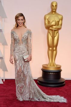 Pin for Later: Seht alle Stars bei den Oscars! Katie Cassidy
