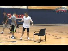 Billy Donovan Teaches You How to Pivot in the Post! - YouTube