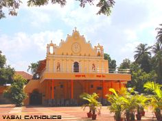 St. Thomas Church, Sandor, Vasai.