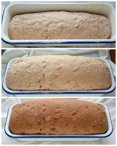 Fast walnut bread made by yourself- Schnelles Walnussbrot selbst gemacht Walnut bread - Oven Baked Chicken Tenders, Crispy Baked Chicken Wings, Baked Chicken Recipes, How To Make Bread, Quick Bread, Healthy Baking, Quick Easy Meals, Baking Recipes, Baking Hacks