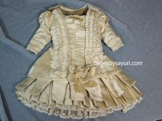 передний платье