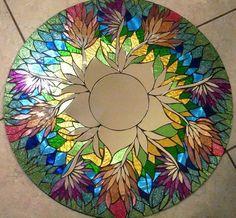 arte em vidros e espelhos - Pesquisa Google
