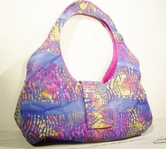 OOAK Blue/Purple Tie Dye Handbag by TrampLeeDesigns on Etsy, #handbag #purse #purplehandbag #purplepurse #purplebag #tiedyehandbag #tiedyepurse #purpletiedyehandbag #purpletiedyepurse