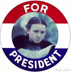 Lyanna Mormont For President