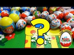 25 Surprise eggs Kinder Surprise Dora the Explorer Peppa Pig Mickey Mouse clubhouse - YouTube