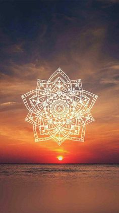 1844fad1f5  sea  mandala It s somthing cool Iphone Wallpaper Mandala