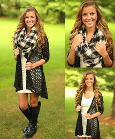 Glimpse Of Perfection Cardigan