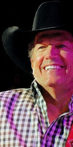 That great Strait smile.
