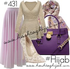 Hashtag Hijab Outfit #431