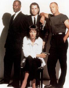 Pulp Fiction. John Travolta