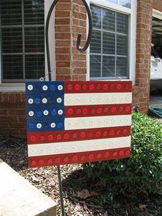 The Turner Five: American Flag Tutorial