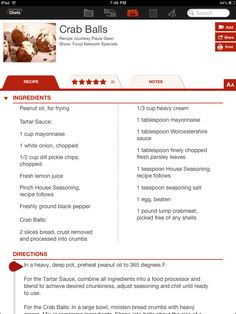 Food network app recipe box not working foodfash recipe box from my food network app forumfinder Choice Image