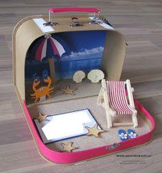 Geschenkgutschein Koffer Reisegutschein