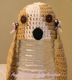 Bassett Hound Puppy Dog Hat My future daughter will have this!!!