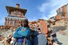 Trekking in the Kingdom of Mustang, Nepal