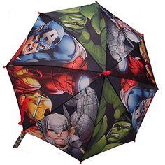 PARAGUAS LOS VENGADORES. 42 cm. - http://comprarparaguas.com/baratos/marvel/paraguas-los-vengadores-42-cm-2/
