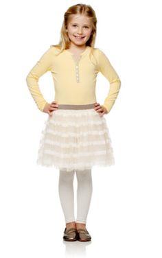 pompdelux krakow-jr-laangarmad-t-shirt Yellow SS15