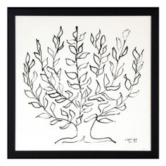 Matisse - Tree O/S from Z Gallerie
