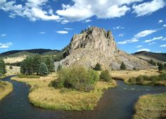 Toss the gear in the back and lets go fly fishing!!!  :)   Valle Vidal, New Mexico.  One of the last unspoiled places in the US