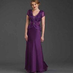 vestidos de mama de la novia elegantes