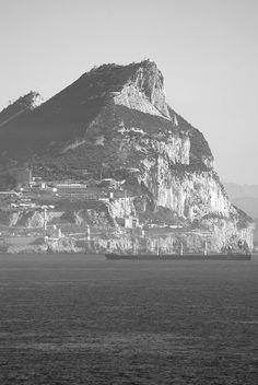 Rochedo de Gibraltar.  Fotografia: Hervé Placide no Flickr.