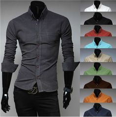 Nice shirt, cool design, and maintain its shape pretty well. Available in various colors. unique-outfit.com