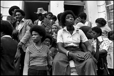 London. Notting Hill Carnival. 1975.