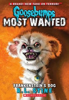 J F STINE -  Visiting an uncle rumored to have the same madness as their ancestor Victor Frankenstein, Kat discovers that her uncle is a quiet scientist interested in building robots before a lab accident involving a fluffy dog triggers strange events.