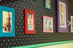 Resultado de uma consultoria de revestimentos e ambientação para a Pin Up Esmalteria e Nail Bar  #comercial #decor #decoracao #interior #design #esmalteria #nailbar #detalhes #details #style #estilo #color #colorful #print #estampa #dots #pinup #poás #pois
