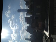 Nothing like the view from a TriBeCa Penthouse loft...