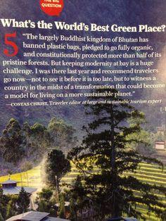 Eco Travel  #green #sustainable #earthfriendly #wonderlust