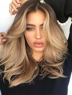 20 Stunning Blowouts of Balayage Highlights in 2018. Looking for best shades of hair colors to show off in these days? No doubt there are different and different ideas of hair colors and fresh hair highlights that you can use to wear but the colors that we are going to share in this post are really amazing. See here the stunning blowouts of balayage highlights for 2018.