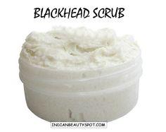 Blackhead Scrub – Baking soda