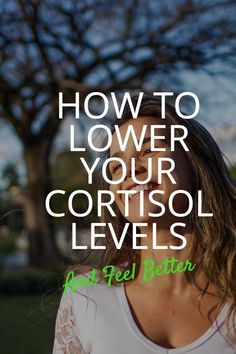 Feel lethargic with mood swings or depression? Weight gain and high blood pressure? You might have high cortisol. Learn how to lower cortisol naturally. How To Lower Cortisol, Lower Cortisol Levels, High Cortisol, Nutrition Store, Mood Swings, Weight Gain, Feel Better, Natural Remedies