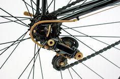 Cinelli Golden Black 1983 - speedbicycles.com