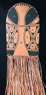 Brazilian Masks - Kalapalo mask from Xingu River, Amazon