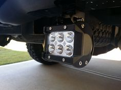 HOW TO INSTALL REAR F150 CREE LED REVERSE LIGHT BARS F150LEDS.COM