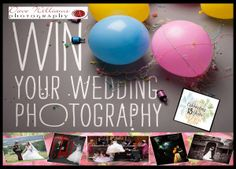 Win Your Wedding Photography Chester