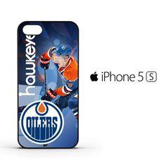edmonton oilers Hawkeye MARVEL W3231 iPhone 5   5S   SE Case