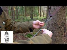 """Hängematten-Befestigung """"Suspension Kit"""" von DD Hammocks - PS3 Youtube"""