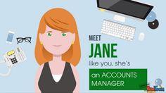 Jane got happy with RGSC and Company! #chartered #accountants @rgscandcompany